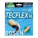 GOSEN ゴーセン TECGUT TECFLEX16 コーラルピンク TS670CP