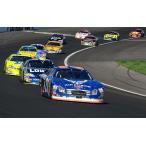 絵画風 壁紙ポスター (はがせるシール式) NASCAR デイトナ 500 ナスカー アメリカ最大 レース キャラクロ RNAS-002W1 (ワイド版 921mm×576mm)