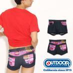 OUTDOOR PRODUCTS(アウトドアプロダクツ)ベーカリーデニムボクサーパンツ/メンズ メンズ