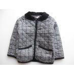 seraph セラフ【2015秋冬】 中綿キルトジャケット(ブラック)