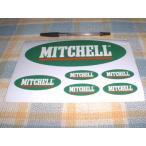 Mitchell/ミッチェル!夜光シートステッカー