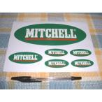 Mitchell/ミッチェル!シートステッカー
