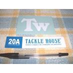TackleHouse/タックルハウス!20A&TWステッカーセット