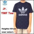アディダス Tシャツ キッズ JR.YWF TEE ロゴ