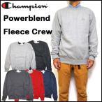 チャンピオン メンズ トレーナー スウェット Champion Power Blend FLEECE CREW S0888 USA