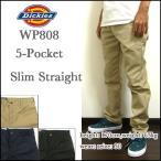 ショッピングディッキーズ ディッキーズ/チノパン/スリム/メンズ/WP808/Slim Straight 5-Pocket Twill Pant/ワークパンツ