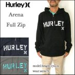 HURLEY/ハーレー/パーカー/メンズ/ARENA Full Zip Hoody/ジップフード/MFT0003690