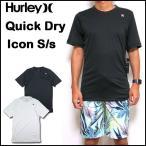 ショッピングラッシュ ハーレー ラッシュガード メンズ QUICK DRY ICON SURF SHIRT サーフT