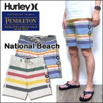 ショッピングhurley ハーレー HURLEY サーフパンツ メンズ Pendleton 水着 ボードショーツ AJ9296 AJ9293