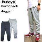 ハーレー HURLEY メンズ スウェットパンツ SURF CHECK JOGGER 裏起毛 S M L XL AJ2235
