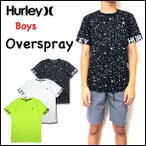 ショッピングhurley ハーレー キッズ Tシャツ BOYS ALOHA TEE ボーイズ ジュニア