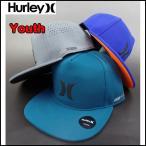 ショッピングhurley ハーレー キッズ キャップ YOUTH DRI-FT ICON CAP ジュニア ハット 9A7002