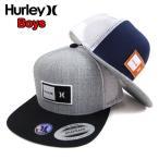 ショッピングhurley ハーレー キッズ キャップ ONE&ONLY SNAPBACK CAP ジュニア 帽子 9A6088