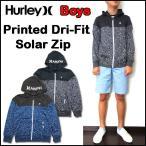 ショッピングジャージ ハーレー キッズ パーカー BOYS PRINTED DRI-FIT SOLAR ZIP ジャージ