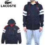 ラコステ LACOSTE パーカー メンズ ジップ Colorblock  French Terry Zip Hoodie RAM9402