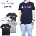 トミーヒルフィガー Tシャツ メンズ TOMMY HILFIGER RWB STRIPE TEE ヨーロッパ MW0MW13330