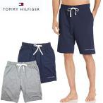トミーヒルフィガー メンズ ハーフパンツ スウェット Essentials Emb Shorts 09T3785 部屋着