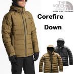 ノースフェイス ダウンジャケット メンズ Corefire Down Jacket ゴア USA