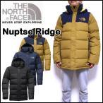 ノースフェイス ダウンジャケット メンズ Nuptse Ridge Down Parka