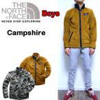 ノースフェイス キッズ フリース BOYS Campshire Full Zip 男の子 18秋冬新作