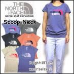 ノースフェイス レディース Tシャツ スクープネック Scoop-Neck Tee
