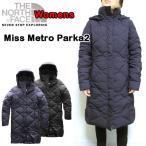 ノースフェイス レディース ダウンコート MISS METRO PARKA 防寒 アウター