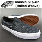 バンズ スニーカー スリッポン CLASSIC SLIP ON(Italian Weave)