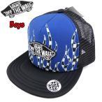 バンズ キッズ 帽子 キャップ CLASSIC PATCH TRUCKER CAP ジュニア
