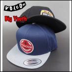 ショッピングボルコム VOLCOM ボルコム キャップ キッズ 帽子 ジュニア YOUTH CRESTICLE CAP