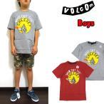 ショッピングボルコム VOLCOM/ボルコム/キッズ/Tシャツ/CUT THE CHEESE/ボーイズ/半袖