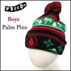 ショッピングvolcom ボルコム/ニット帽/キッズ/PALM PINE BEANIE/ニットキャップ/ビーニー