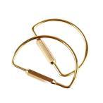 ブラスツールズ D型ツールリング 2個セット 真鍮 キーチェーン ホルダー キーホルダー 鍵 持ち運び