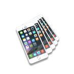 スマートフォン ノートパッド 5冊セット iPhone6 メモ帳 スマメモ 罫線 文房具 文具 SMART PHONE MEMO