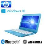 HP Stream Windows10 ノートパソコン 11.6型 Bluetooth WEBカメラ 無線LAN モバイル PC