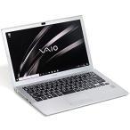 (中古品)中古 ノートパソコン 本体 SONY VAIO Pro 13 VJP132C11N SSD搭載 Core i7 5