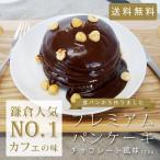 【送料無料】 プレミアムパンケーキ(チョコレート風味) 高級食パンからつくられたパンケーキミックス 175g  国産小麦100% アルミフリー