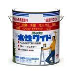 ニッペ ホームペイント 多用途塗料 水性フレッシュワイド 3.2L 17・ホワイト(しろ)