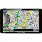 プロリンク 道路詳細図&るるぶ約195冊 オービス位置情報搭載 7インチポータブルナビゲーション A700M
