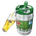 オランダ直輸入 ハイネケン樽生 5リットル ドラフト ケグ ハイネケン ビール サーバー 輸入ビール