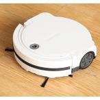 ROOMMATEロボット掃除機ノーノ―ダストII RM-72F 1台3役 掃き 吸引 モップ掛け 自動走行 自動掃除 障害物感知バンパー付き