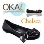 ショッピングオカビー OKA b. オカビー Chelsea  チェルシー  BALLET FLAT バレエフラットシューズ