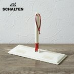SCHALTEN ト シャルテン ロングフローリングワイパーセット フロアワイパー ワイパー本体 おしゃれ 掃除用品 掃除道具 床掃除