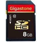 ショッピングJapan Gigastone Japan SDカード8GBclass10 11B1404