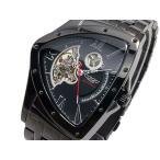 コグ COGU 流通限定モデル スケルトン 自動巻 メンズ 腕時計 BNT-N-IPBK