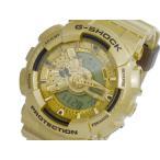 カシオ CASIO Gショック G-SHOCK クレイジーゴールド メンズ 腕時計 GA-110GD...