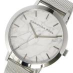クリスチャンポール CHRISTIAN PAUL マーブル Marble HAYMAN ユニセックス 腕時計 MRM-03 ホワイト