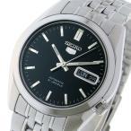 セイコー SEIKO セイコー5 SEIKO 5 自動巻き メンズ 腕時計 SNK361K1 ブラック