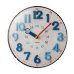 ノア精密 MAG 掛け時計 アナログ電波ウォールクロック W-750 N 夜間秒針停止機能 電波時計 かわいい