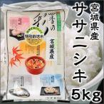 令和2年度産 宮城県産 ササニシキ 5kg 特別栽培米 新米