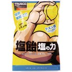 TRUSCO 塩飴 塩の力 100g袋入 レモン味 TNL-100N 冷暖対策用品・暑さ対策用品